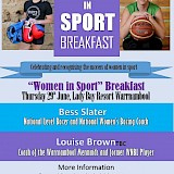Women In Sport Breakfast