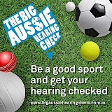 BIG AUSSIE HEARING CHECK