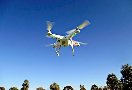 CFA Warns Against Drones