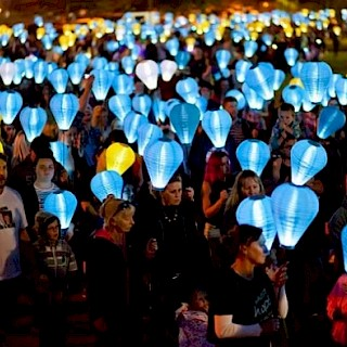 Light The Night In Koroit